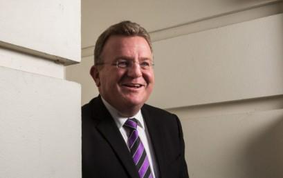 Bruce Billson endorses disruptive online SME lenders