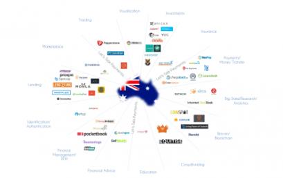 The Australian FinTech Ecosystem's Growth is Breathtaking