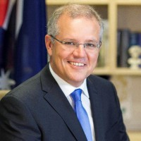 Scott Morrison to tell global finance leaders Australia backs fintech