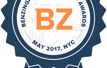 The Benzinga Global Fintech Awards – entries closing soon