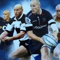 Former Wallabies captain Stirling Mortlock makes the jump ...