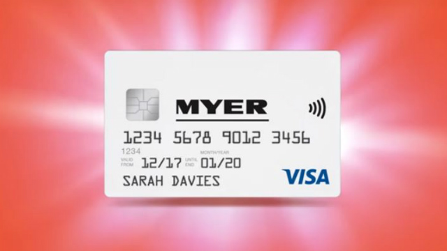 Myer launches credit card featuring Android Pay and Apple Pay