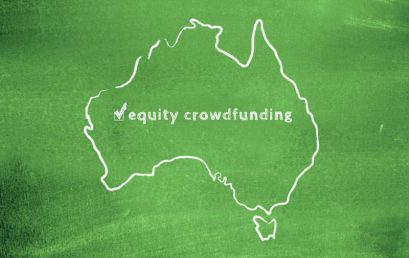 The changing landscape of crowdfunding in Australia