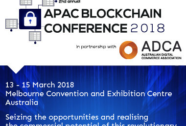 2nd Annual APAC Blockchain Conference 2018