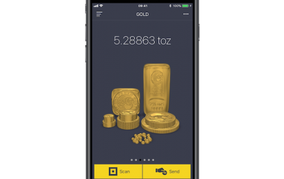 InfiniGold digital gold launches with The Perth Mint