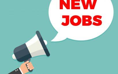 Fintech job board growing