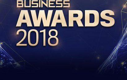 The 2018 Fintech Business Awards winners