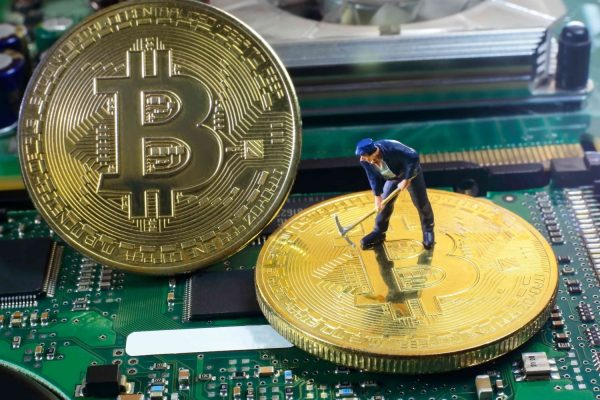There are now 17 million bitcoins in existence – only 4 million left to 'mine'