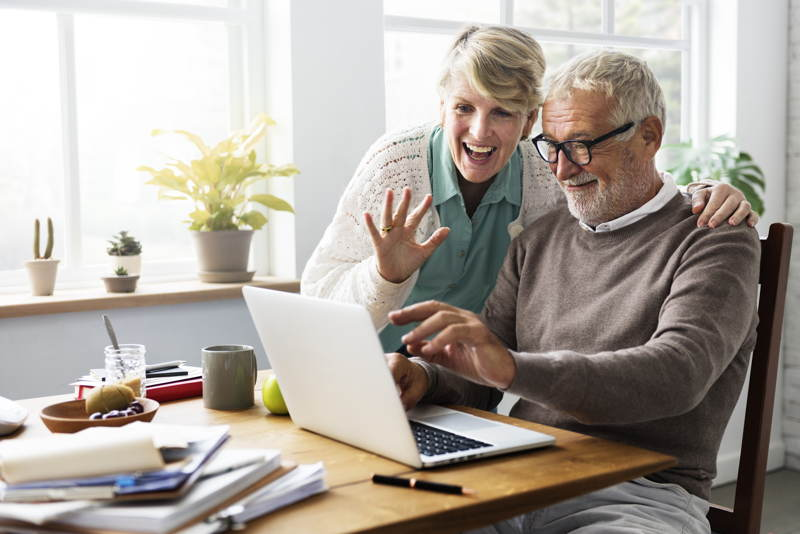 Pensioners prime market for robo-advice