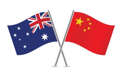 China and Australia deepen blockchain links