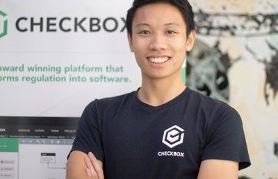 A fireside chat with Evan Wong, CEO of Australia's leading Regtech – Checkbox.ai