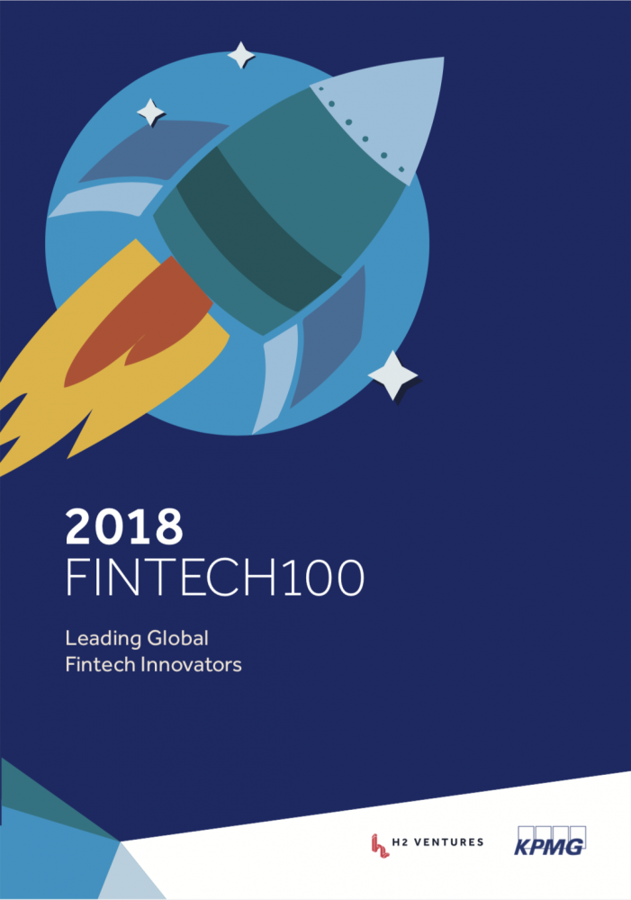 The Fintech100 – announcing the world's leading fintech innovators for 2018