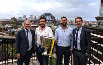 Lendi announces co-major sponsorship of the West Coast Eagles