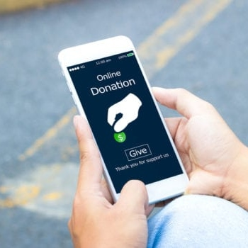 Fintech and charity: Does it work?