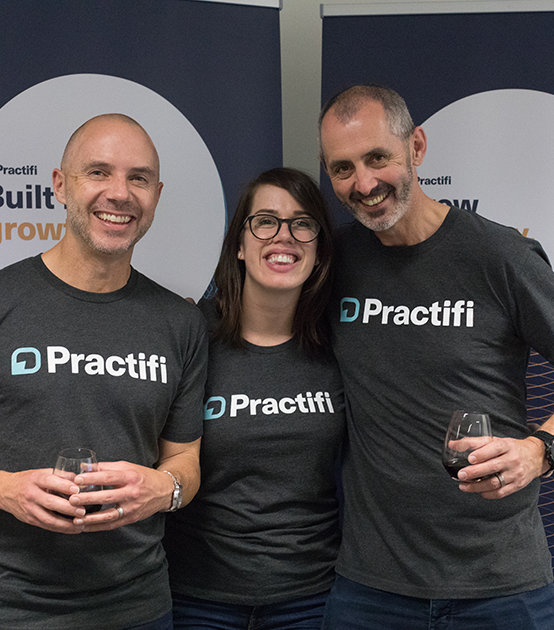 Practifi: How a successful Fintech company was created from a few glasses of wine