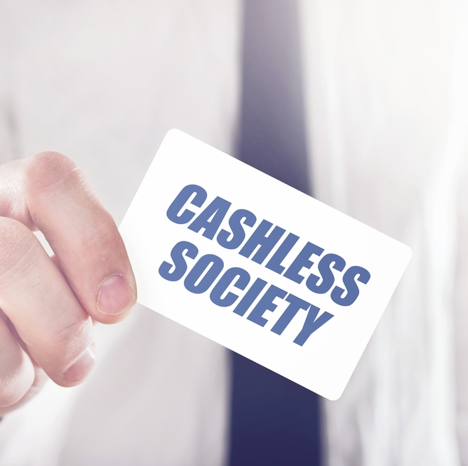 Frost & Sullivan: The great shift towards a cashless society