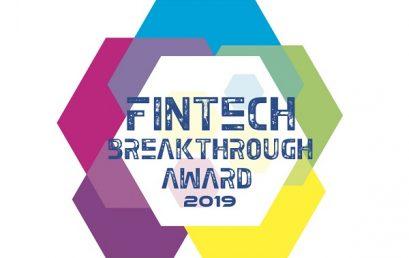 BGL wins Fintech Breakthrough award for Best Regtech company