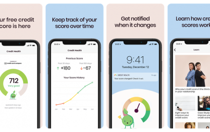 Introducing Australia's first credit score tracking app