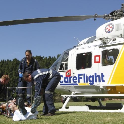 CareFlight partners with BigFuture to revolutionise charity fundraising