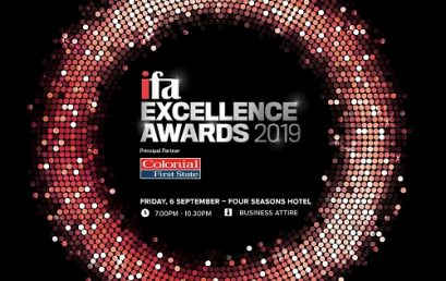 The 2019 ifa Excellence Awards finalists have been announced