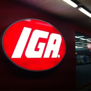 IGA grocery stores to start accepting cryptocurrency