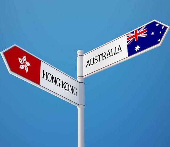 Hong Kong Fintech companies could run to Australia