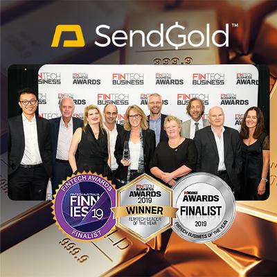 Australian FinTech company profile #64 – SendGold