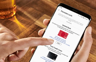 Finder and Samsung Pay launch credit card shopping feature