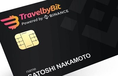 Binance and TravelbyBit launch crypto rewards card