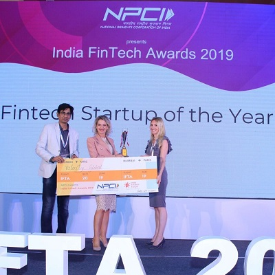 Valocity wins Global Fintech Start-up of the Year