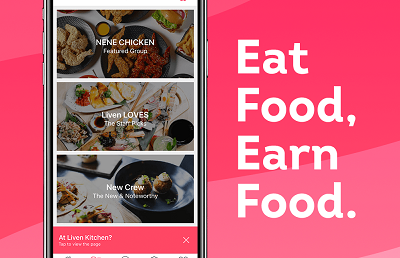 Liven x Apple Pay partnership encourages Aussies to leave their wallet at home when they dine out