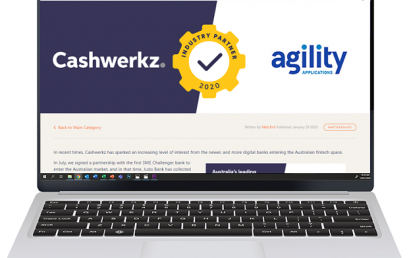 FinTech Cashwerkz continues to innovate online cash investing for financial advisers and their clients