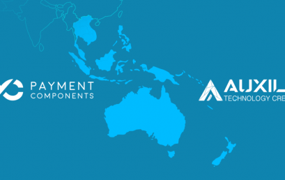 PaymentComponents and Auxilis partner for Open Banking in Australasia and Southeast Asia