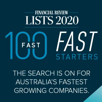 Australian Fintechs feature in the Australian Financial Review Fast 100 and Fast Starters lists