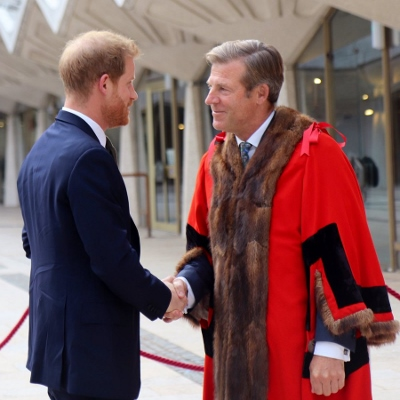Green finance and fintech top the agenda as the Lord Mayor of London begins Australia virtual visit