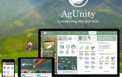 Australian Fintech AgUnity wins investment of €200,000 to empower smallholder farmers