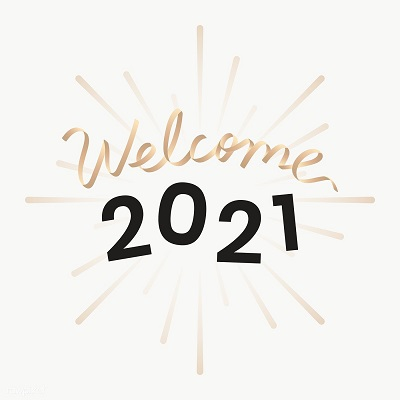 Welcome to 2021!