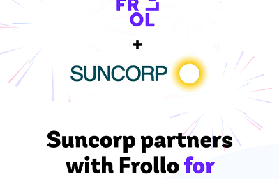 Suncorp partners with Frollo for Open Banking APIs