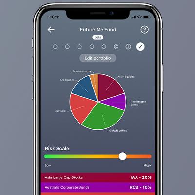 Raiz launches custom portfolio option