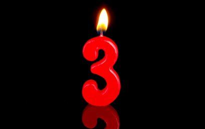 Happy Birthday Australian FinTech!