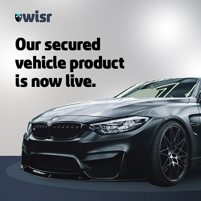 Wisr launches secured vehicle finance product
