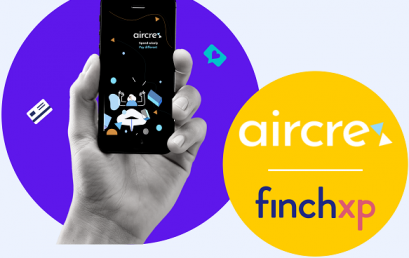 Finch and aircrex partnership  builds foundation for autonomous finance
