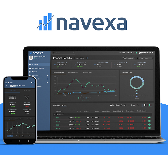 Navexa now supports ANZ & Stake contract note automation