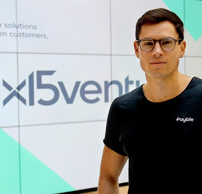 x15ventures invests $1 million in Identitii subsidiary, Payble