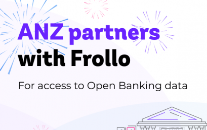 ANZ to use Frollo's CDR Gateway for access to Open Banking data