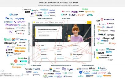 Unbundling The Big Four – What's Next?