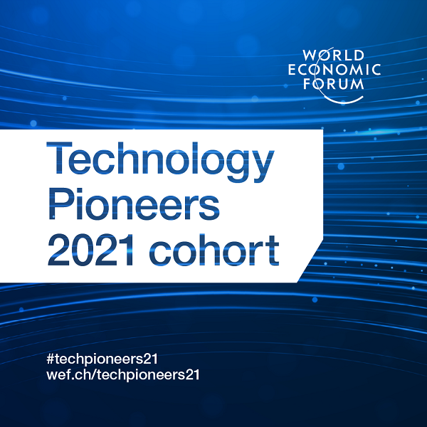 Civic Ledger awarded as Technology Pioneers by World Economic Forum