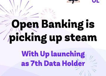 Open Banking is picking up steam with Up launching as Frollo's seventh Data Holder