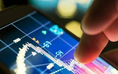 New retail investors go digital