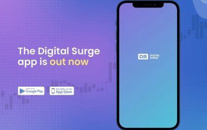 Digital Surge's new mobile app is making crypto more accessible than ever